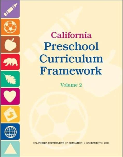 california preschool curriculum framework volume 2 711 | 41I HbpNrLL
