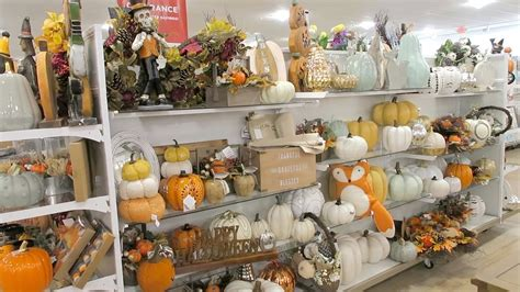shop   homegoods tj maxx fall decor