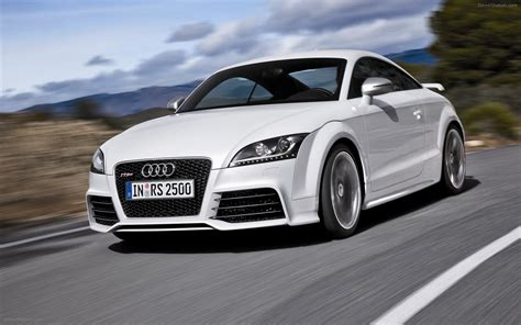 Audi Tt Coupe Wallpapers by 2010 Audi Tt Rs Coupe Widescreen Car Wallpapers 08