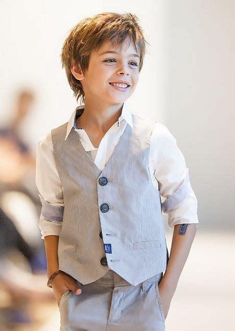coiffure enfant mode