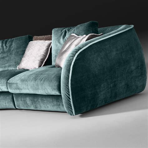large velvet corner sofa high end large velvet modular corner sofa