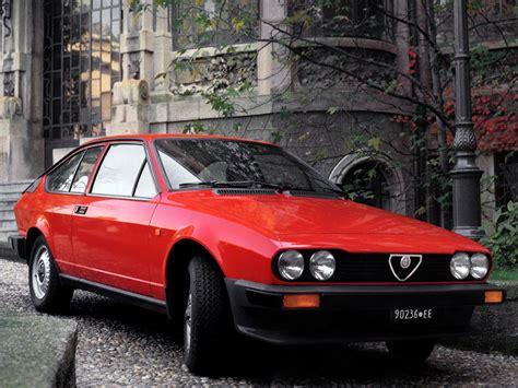 Alfa Romeo Gtv 2.0 [worldwide] (116) '1980–83
