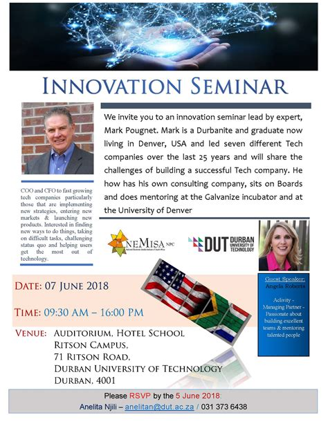 invitation innovation seminar