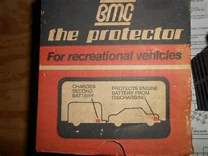 Blackstone Dual Battery Isolator With Instructions