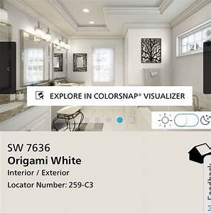 les 25 meilleures idees de la categorie sherwin williams With kitchen colors with white cabinets with origamie papier