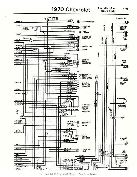 1965 Chevy El Camino Wiring Diagram by 1965 Chevy El Camino Wiring Diagram Also Gm Turn Signal
