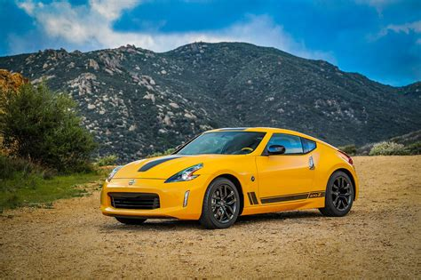 New Nissan 370Z Heritage Edition at 2017 New York ...