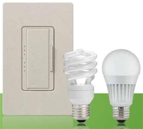 new cfl light bulb not working in light fixture dimmer