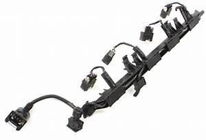 Fuel Injectors Wiring Harness Plugs Pigtail Vw Jetta Golf