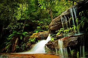 Beautiful waterfall on the river wallpapers and images ...