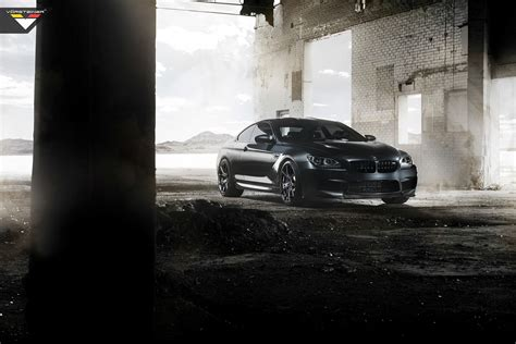 M6 Gran Coupe Hd Picture by Bmw M6 Coupe F13 Black Tuning Car Rear Hd Wallpaper
