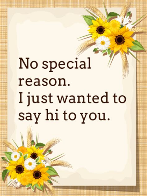 special reason   card birthday greeting