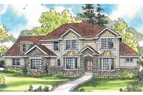 European House Plans  Westchase 30624  Associated Designs