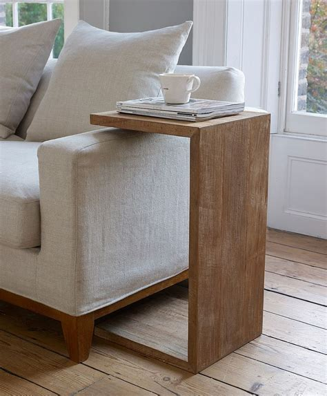 end tables that slide under couch living room inspiring couch side table coffee tables and
