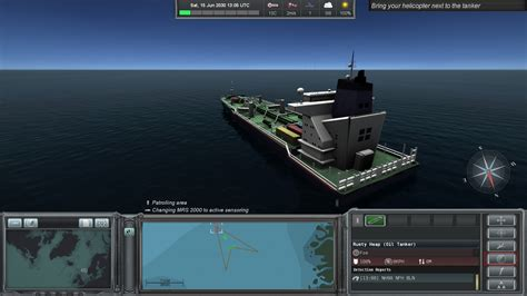 sinking ship simulator sinking images
