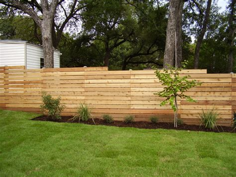 fence pictures wood fences austex fence and deck