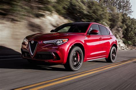2018 Alfa Romeo Stelvio Quadrifoglio First Test Squeak