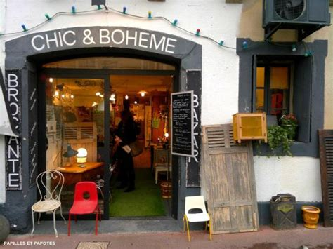 la carte picture of chic et boheme montpellier