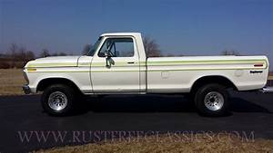 1978 F150 1  2 Ton Long Bed 4x4 Regular Cab Explorer Ranger White 78