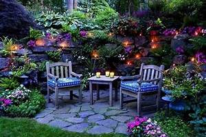 27 Magical Secret Garden Designs - Planted Well
