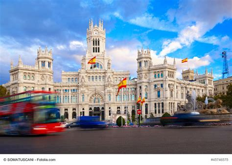 siege med madrid the most city of all the cities in spain