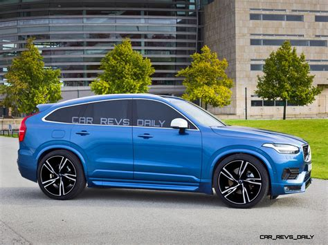 spec renderings hp  volvo xc polestar