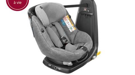 siege auto premier age voici le premier siège auto avec airbags intégrés pour