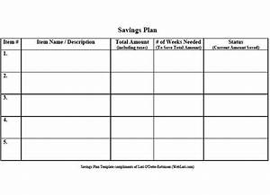 12 best images about free budgeting templates on pinterest With savings planner template
