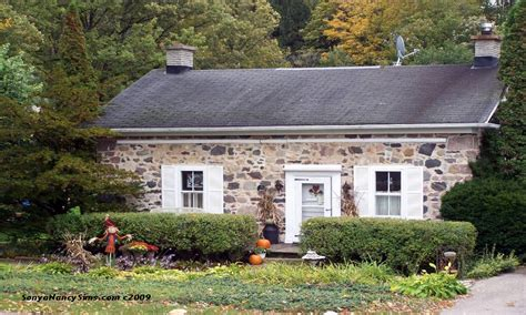 stone cottage small stone cottages cottage plans ontario treesranchcom