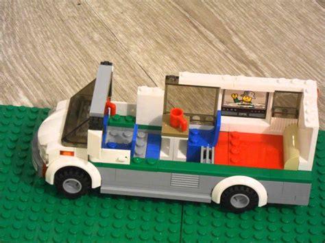 Film Lego  Nonstopbuild 1 (campingcar) Youtube