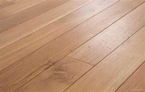 on hardwood floors white oak finish