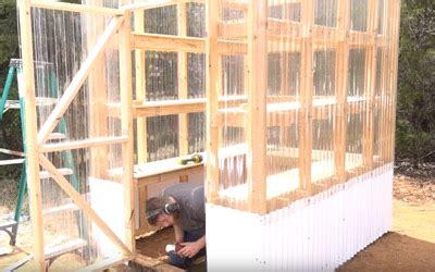 gewächshaus selber bauen folie ein gew 228 chshaus f 252 r tomaten selber bauen teil 1