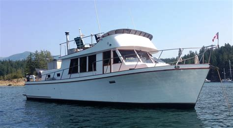 wahl custom  tri cabin trawler  sale yachtworld