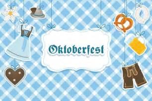 Oktoberfest Vector Clip Art