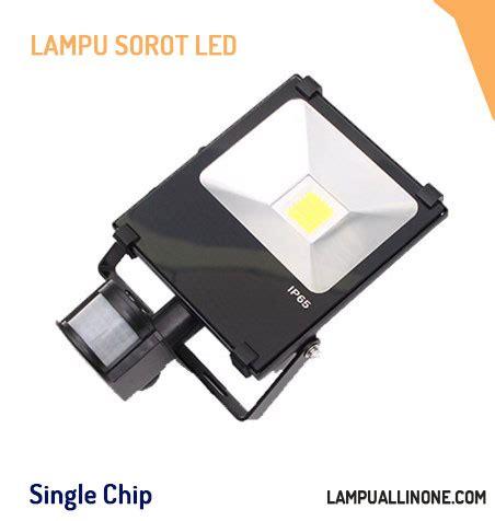 Lu Jalan Pju Solar led flood light 30 watt murah philips distributor lu