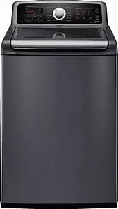 Samsung 4 8 Cu  Ft  High-efficiency Top Load Washer
