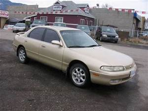 1996 Mazda 626 - Information And Photos