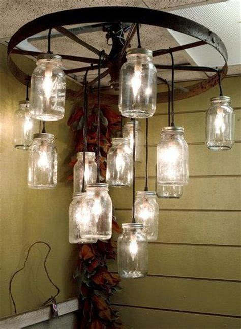 17 best ideas about wagon wheel chandelier on