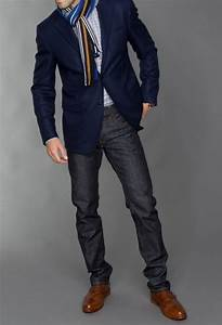 Men started to wear skinny jeans tight fitting shirts and tailored blazer for the clan and ...
