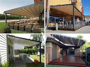 Terrace Cover System Sun Shade Retractable Balcony Roof
