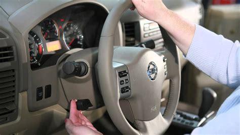 2012 Nissan Titan  Shift Lock Release Youtube
