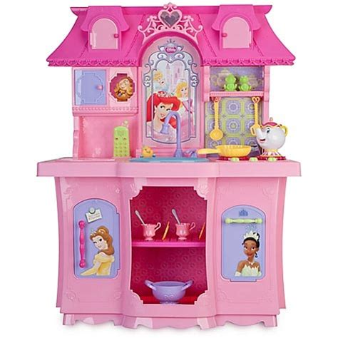 pink princess kitchen accessories disney princess ultimate fairytale kitchen 4235