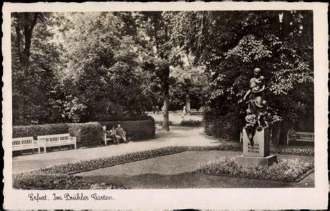 Garten Kaufen Um Erfurt by Ansichtskarte Postkarte Erfurt Im Br 252 Hler Garten W