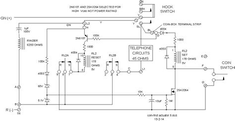 wiring harness diagram for a payphone search wiring best firs ideas