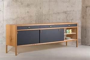 Möbel Nach Maß Günstig : sideboard nach mass in massivholz eiche ~ Bigdaddyawards.com Haus und Dekorationen