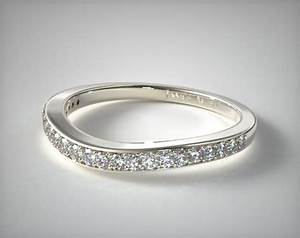 Matching Wedding Band Platinum James Allen 14937P