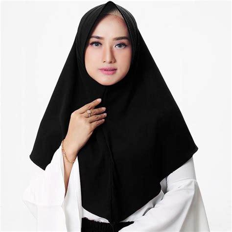 model jilbab afra amira beria syifa karina bergo
