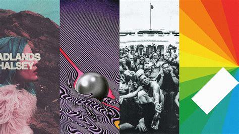 10 Amazing New Album Covers
