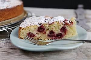 Vegane Rezepte Kuchen : saftiger kirsch schmand kuchen rezept mit bild von mrsflury ~ Frokenaadalensverden.com Haus und Dekorationen