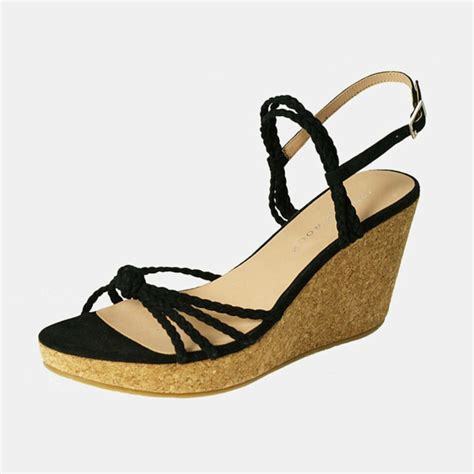 sandalen mit keilabsatz modern und komfortabel